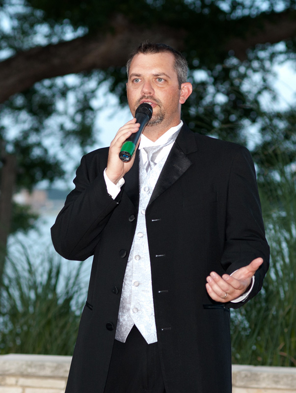 Eric Logan, Senior Master of Ceremonies and Owner of eMotion Entertainment